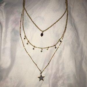 Nwot RARE brandy necklace 🤩
